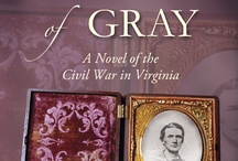 Civil War Fiction / Civil War Fiction I love, including my own novels of course!