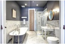 Beautiful Bathrooms / The best designed bathrooms that will have you feeling like you're at the spa / by FlipKey.com