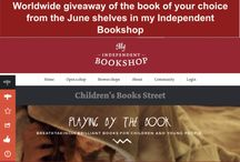Book giveaways