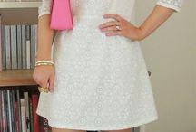 Colette Peony Dress