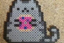 Diy iron beads