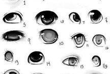 애니 눈알