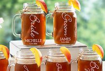 Mason Jar Weddings / Here comes the bride! Get ready for your big day with Mason jar ideas for weddings. These Mason jar projects cover everything from Mason jar gifts to Mason jar centerpieces to Mason jar wedding favors and will help you save big without sacrificing on style!    For more Mason jar wedding ideas visit: http://masonjarbreakfast.com/.