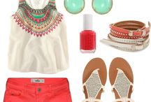~ Summer style ~ / by Sarah Clune