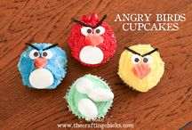 Angry Birds / From the iPhone to Pinterest, there's nothing hotter than Angry Birds. CA-CAW! CA-CAWWW!