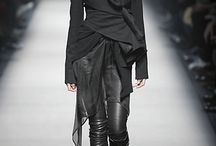 Haider Ackermann / My favourite fashion designer