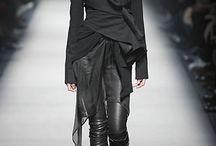 Haider Ackermann / My favourite fashion designer