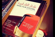 "Arab Film Festival 2012 / ""Do You See What I See?"" / by Riverside Theatres"