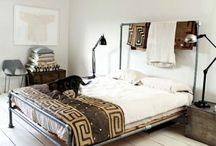 Home inspiration / Bedroom