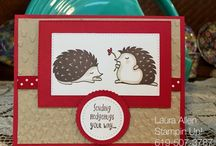 hedgehugs stampin up
