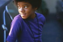 MJ as a child