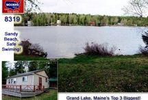 SOLD | 101 Boulder Road Grand Lake Danforth ME 04424