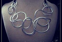 колье-кольца