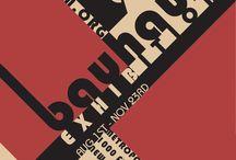 BAUHAUS 1919-1933 / by Katie Larson