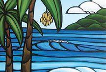 Hawaiian Artwork