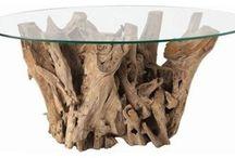 driftwood and woodland craft / by Jolyn Agan