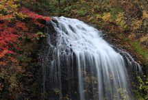 湯の又の滝(秋田県)