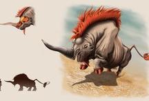 Fantastical Creatures / by Miri PI
