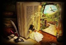 Inside Books - a magical world