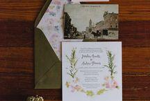 Wedding: Spring + Garden
