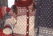 Barn strikk