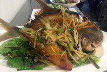 Seafood Specials
