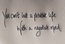 Positivity / A smile can make my day