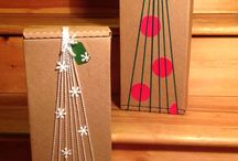 Christmas decorations/gift wrap