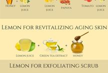 Natural skin recipes