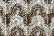 Crochet pontos