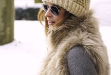 Fall & Winter Wardrobe / by Kirsten Benge-Hartley Farney