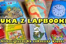 Lapbook po polsku / informacje po polsku jak zrobić książeczkę gromadzącą informację na wybrany temat tzn. lapbook. Dzieci mogą samodzielnie ją wykonać lub z pomocą rodziców.
