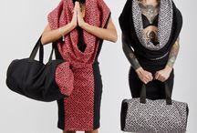 HappyHoppi FW2016 / Photography: Ari Gardiazabal Models: Raila Do Vale / Noelia Diosdado Fashion designer, textile designerArteporvo Unestadomental (Azahara Garcia)