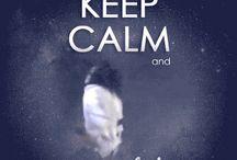 Keep Calm de MJ ♥ / Keep Calm ♥