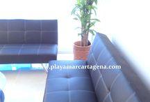 Apartamento en Cartagena / Alquilamos cómodos apartamentos en Cartagena de Indias. Visitanos en www.playamarcartagena.com. Whatsapp +57 3214936240