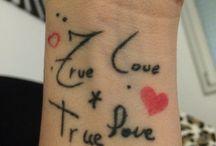 Tatuajes que me encantan!!