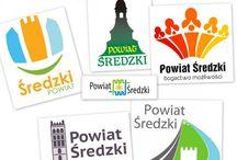 loga powiatów
