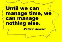Time Management Quotes / by Marketing Tips