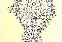 czubki choinkowe