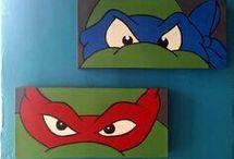 Tininindzsa teknőcök