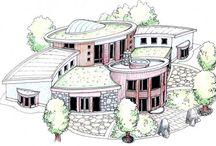 Holistic houses