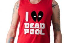 Camisetas Super Herois