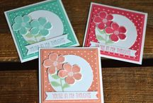 3x3 cards / by Karen Fender