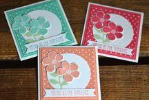 3x3 cards / by Karen Fender