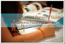 Education ~ Homeschool Blogs