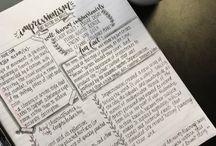 kaligrafia, układ tekstu