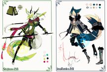 Anime design