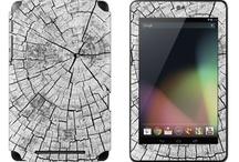 google nexus 7 - wrappz skin