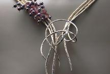 Art Jewelry / Artistic One Of A Kind Jewelry