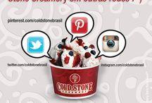 Redes Sociais / Cold Stone Creamery Brasil